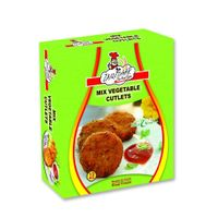 Frozen Vegetable cutlets
