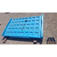 Sandvik JM series jaw crusher standard parts OEM with origin drawing