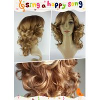 New style synthetic wig, long with curls DS-2088 from E&A wig