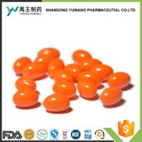 GMP Manufacturer Supply Vitamin E Softgel Capsules