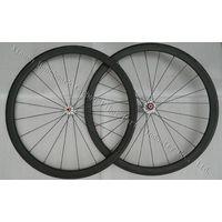 38mm Carbon wheels 700C Carbon Road Bicycle Wheel Set Clincher thumbnail image