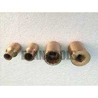 "Non Sparking Socket Wrench ,Aluminum Bronze 1/2"" 3/4"" thumbnail image"