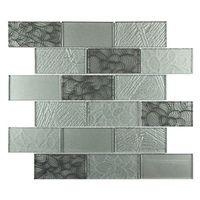 Crystal Glass Mosaic Subway Tile thumbnail image
