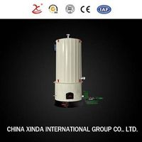 0.35 t/h vertical small hot water boiler support higher temperature thumbnail image