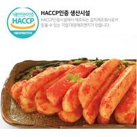 Young radish Kimchi 400g PET thumbnail image