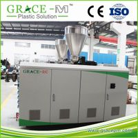 CE approved 20-63mm PVC plastic drainage pipe machine thumbnail image