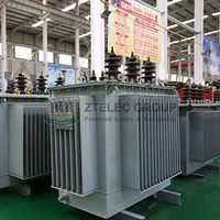 S11-M-30~2500/10 Series of Fully Sealed Oil-immersed Distribution Transformer