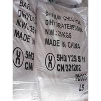 Barium Chloride Dihydrate 99%min.
