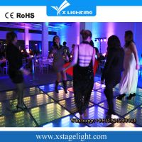 led 3D dancing floor Digital control rgb disco light thumbnail image