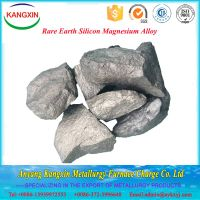 RE Fe Si Mg Alloy for Steel Making Casting Metallurgical Use Rare Earth Alloy
