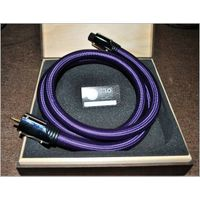 Newest XLO Purple Rush HIFI US AC Audiophile Power Cord original Top version power cord with box