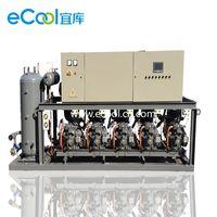 Low-Temperature Piston Compressor Unit
