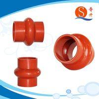 aotomotive hump straight reducer silicone hose