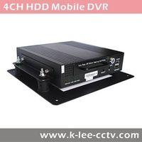 4ch HDD Car DVR