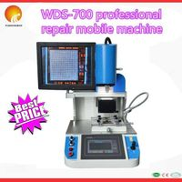 2016 New Version mobile phone bga rework station WDS-700 with optical alignment system