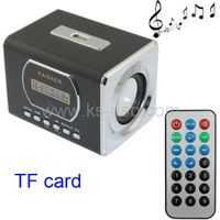 KD-SM01y, Kaidaer MP3 Player and Miniature Speaker , Support TF card and USB Flash Disk thumbnail image
