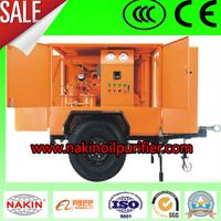 ZYM trailer type insulating oil purifier