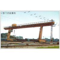 L type 5-10 tons of electric hoist gantry crane thumbnail image