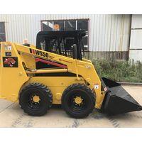 china mini loader, mini wheel loader, skid steer loader factory in china thumbnail image