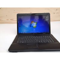 Notebook,HP Compaq 615, dual core 2.20ghz,Windows 7,111 GB HDD,2.50GBRam,Webcam