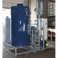 UNISTEAM-X PREMIUM 1600 gas and diesel steam boiler for food, beverage industries