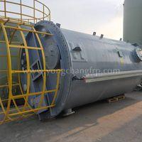 FRP Composite Storage Tank Vertical FRP Tank FRP Acid / Alkali Storage Tank