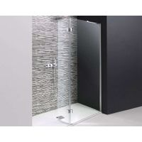 Walk in Easy Access Shower Wall with Pivot Panel, AB 4517 thumbnail image