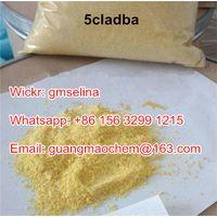 Cannabinoid 5cladbas 5cl-adb-aa 5cl-adbas yellow powder 99.9% Purity Wickr: gmselina thumbnail image