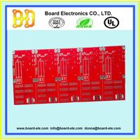 double sided pcb factory with UL ISO9001 ROHS