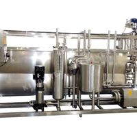 Coconut Milk Pasteurizer