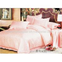 2018 New Genuine 100% Silk Bedding sets-Pink and Purple Memories thumbnail image