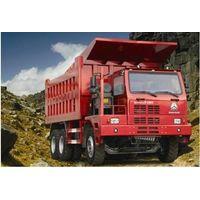 5.6M  HOWO Mining Dump Truck thumbnail image