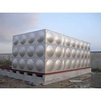 Best-sale Long service life 304 stainless steel water tank /building water tank