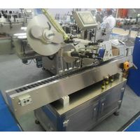 automatic adhesive labeling machine