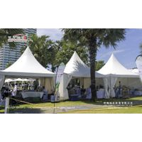 Easy up Aluminum Pagoda Tents for Outdoor Events and Exhibition