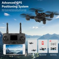 S30 1080P HD Wifi FPV RC Selfie Drone GPS Positioning Follow Altitude Hold Foldable Quadcopter For B thumbnail image