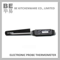 Cooking barbecue electronic probe thermometer