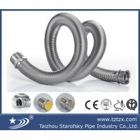 SS flexible stetch water hose pipe