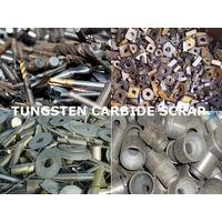 We buy for Tungsten Carbide Scrap (Tools scrap) thumbnail image