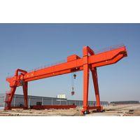 Railway used double girder overhead crane thumbnail image