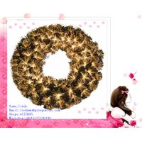 2016 Hot Sale Christmas wreath for Decoration