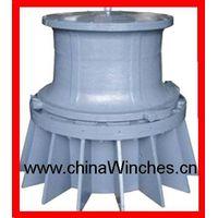 Vertical electric or hydraulic marine anchor windlass capstan thumbnail image