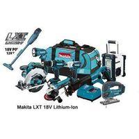 Makita LXT908 18V Lithium-Ion Cordless 9PCs Combo
