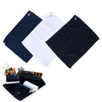 2018 New Genuine 100% Cotton or Microfiber Fabric Golf Towel thumbnail image
