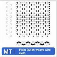 Plain Dutch weave wire cloth thumbnail image
