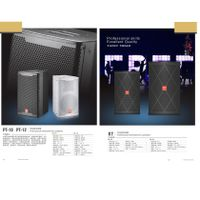"sound 12"" 600W 2-Way Professional PA DJ Speaker with Compression Driver"