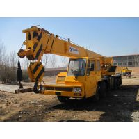 Supply Used Tadano 30ton mobile truck cranes TL300E TG300E.TEL:+8613818259435. thumbnail image