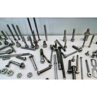 CLASS10.9 Hot Dip Galvanized Bolt And Nut quick delivery thumbnail image