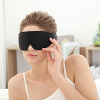 Graphene material Self Heating USB Steam Eye Recovery Sleeping Eye mask