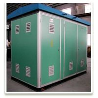 Box type substation